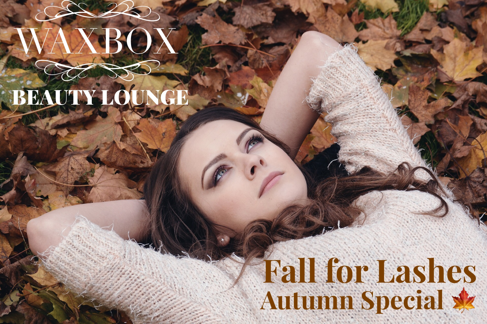 Fall in Love with Lashes this Autumn ????